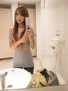 Layla 012 Cô y tá dễ thương, ngực nhìn là khoái